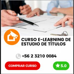 Curso E-learning de Estudio de Títulos