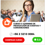 Curso E-learning de Producción de Eventos y Convenciones